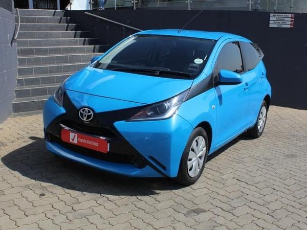2016 Toyota Aygo 1.0 5-Door Gauteng Johannesburg_0