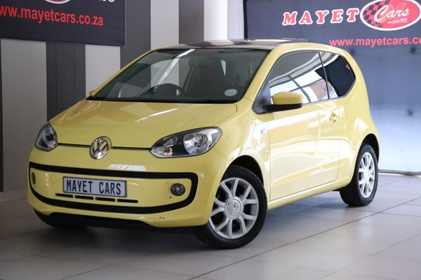 2016 Volkswagen Up Move UP 1.0 3-Door Mpumalanga Delmas_0
