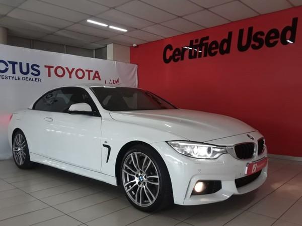 2016 BMW 4 Series 428i Convertible M Sport Auto Gauteng Edenvale_0