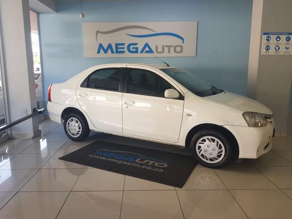 2012 Toyota Etios 1.5 Xi 5dr  Gauteng Benoni_0