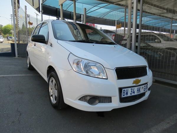 2012 Chevrolet Aveo 1.6 L 5dr  Gauteng Johannesburg_0