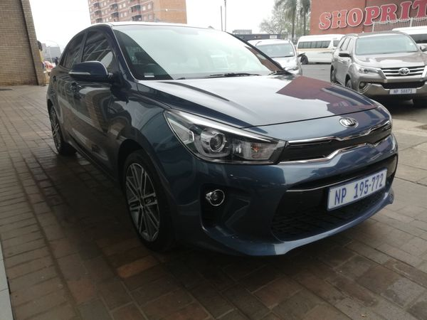 2019 Kia Rio 1.4 TEC Auto 5-Door Kwazulu Natal Pietermaritzburg_0