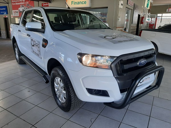2016 Ford Ranger 2.2TDCi XL Double Cab Bakkie Free State Ficksburg_0