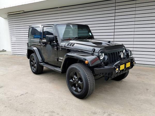 2017 Jeep Wrangler Sahara 3.6l V6 At 2dr  Mpumalanga Barberton_0