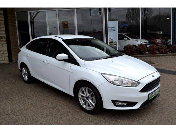 2016 Ford Focus 1.0 Ecoboost Trend Free State Bethlehem_0