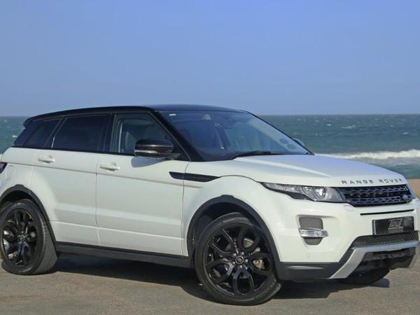 2014 Land Rover Evoque 2.0 Si4 Dynamic  Kwazulu Natal Umhlanga Rocks_0