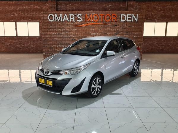 2020 Toyota Yaris 1.5 Xs CVT 5-Door Mpumalanga Witbank_0