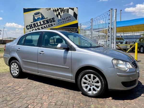 2009 Volkswagen Polo 1.6 Comfortline At  Gauteng Brakpan_0