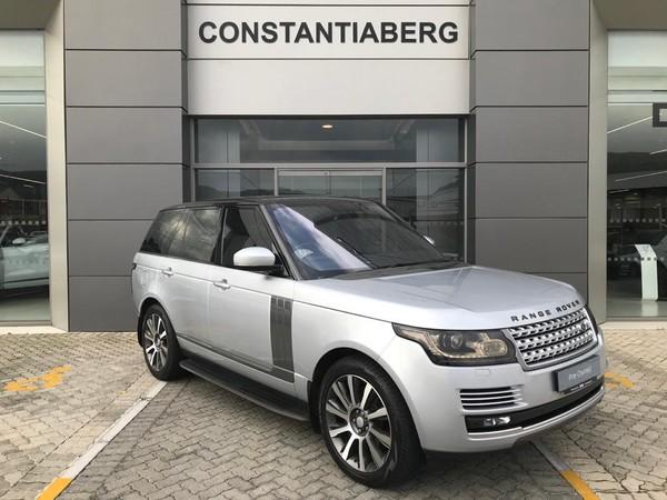 2016 Land Rover Range Rover 4.4 Sd V8 Vogue Se  Western Cape Tokai_0