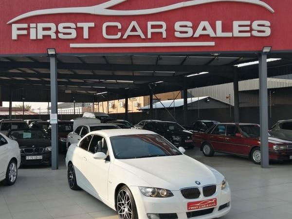 2009 BMW 3 Series 330i Convert At e93  Gauteng Johannesburg_0