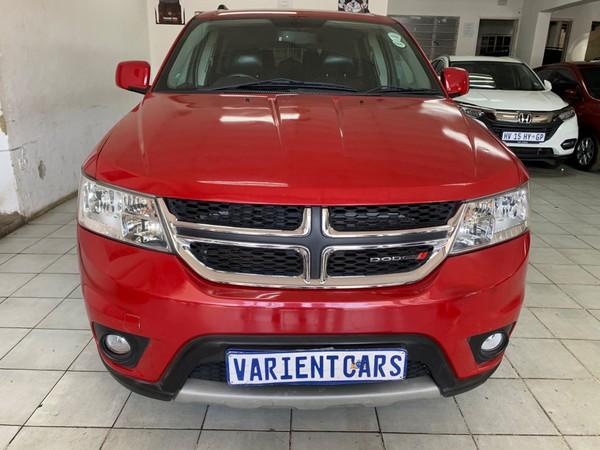 2012 Dodge Journey 2.4 Auto Gauteng Johannesburg_0