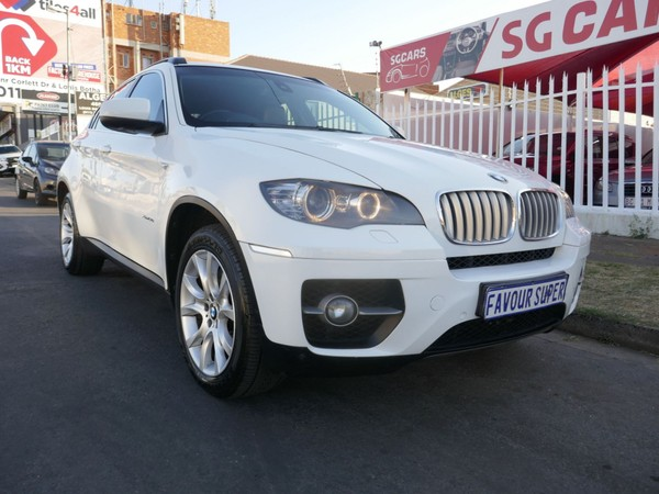 2011 BMW X6 Xdrive50i Exclusive  Gauteng Bramley_0