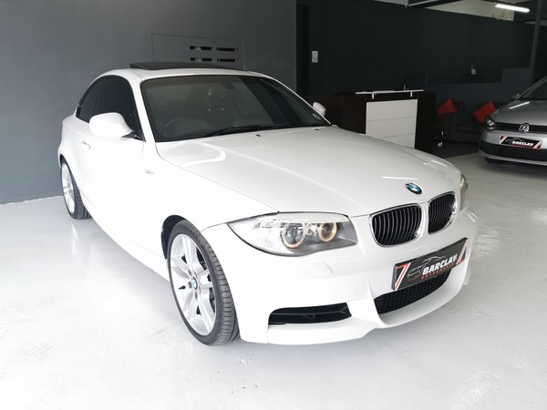 2013 BMW 1 Series 135i Coupe  Western Cape Goodwood_0