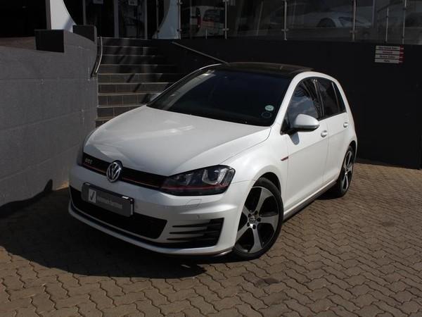 2016 Volkswagen Golf VII GTi 2.0 TSI DSG Gauteng Johannesburg_0