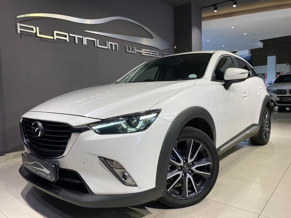 2017 Mazda CX-3 2.0 Individual Auto Gauteng Four Ways_0