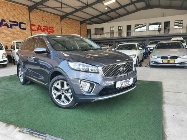 2016 Kia Sorento 2.2D AWD Auto 7-Seater SR Kwazulu Natal Pietermaritzburg_0