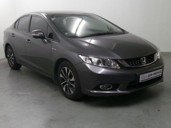 2016 Honda Civic 1.8 Elegance  Kwazulu Natal Pinetown_0