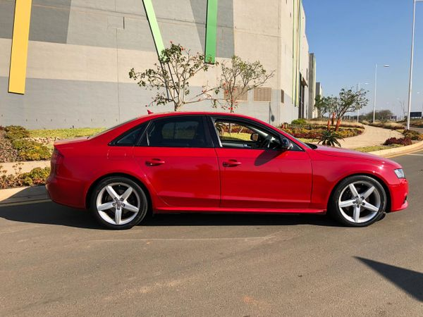 2009 Audi A4 2.0 Tfsi Quatt Stronic 155kw  Kwazulu Natal Umhlanga Rocks_0