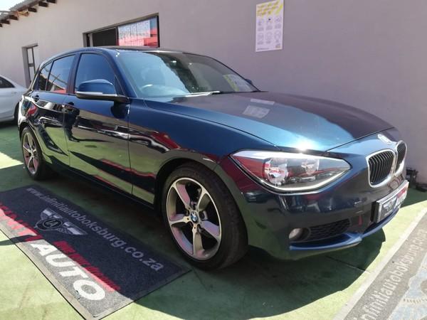 2012 BMW 1 Series 118i 5dr f20  Gauteng Boksburg_0