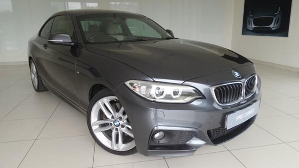 2015 BMW 2 Series 220D M Sport Auto Gauteng Roodepoort_0