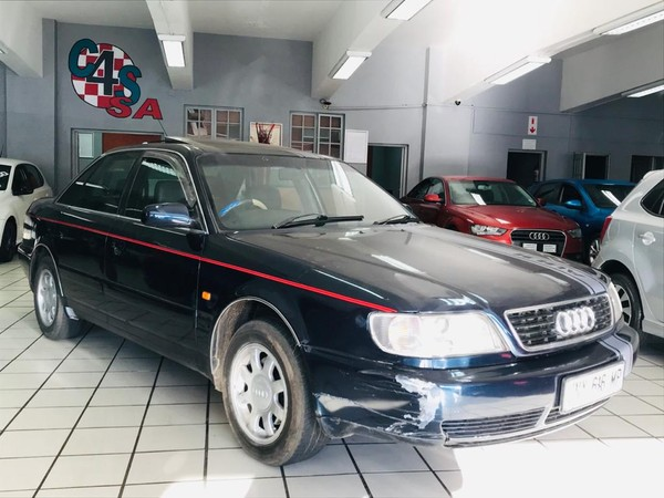 1998 Audi A6 2.6  AT . BARGAIN Gauteng Springs_0