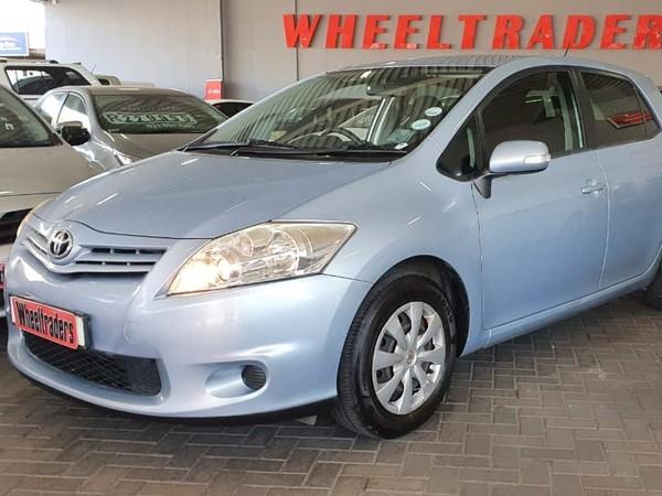 2011 Toyota Auris 1.3  X  Western Cape Parow_0