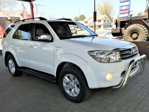 2010 Toyota Fortuner 4.0 V6 At 4x4  Mpumalanga Ermelo_0