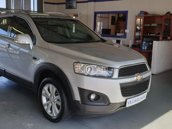 2014 Chevrolet Captiva 2.4 Lt  Western Cape Kuils River_0
