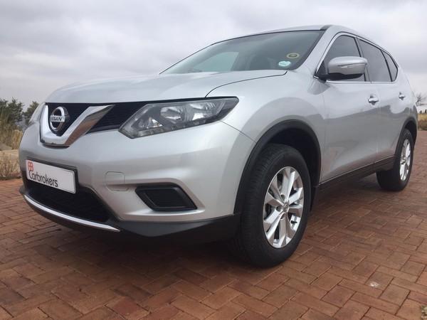 2016 Nissan X-Trail 2.0 XE T32 Gauteng Pretoria_0