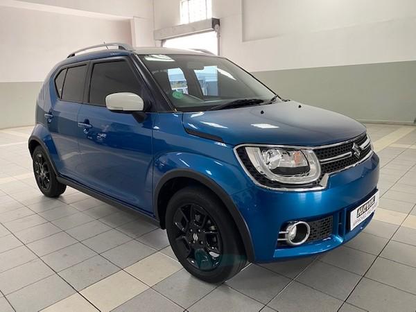 2018 Suzuki Ignis 1.2 GLX Auto Kwazulu Natal Richards Bay_0
