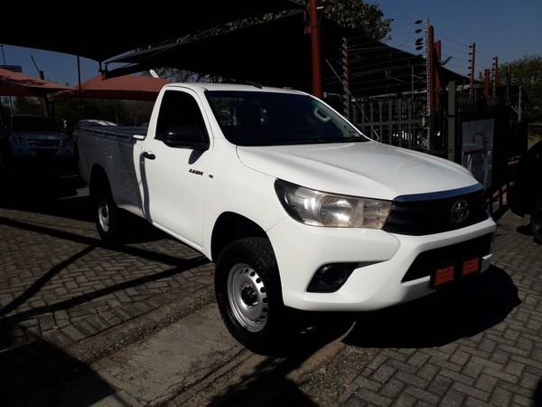 2017 Toyota Hilux 2.4 GD-6 SRX 4X4 Single Cab Bakkie Mpumalanga Nelspruit_0
