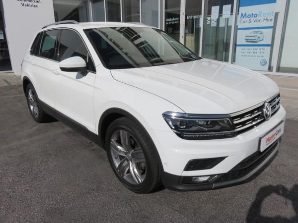 2018 Volkswagen Tiguan 1.4 TSI Comfortline 92KW Eastern Cape Port Elizabeth_0
