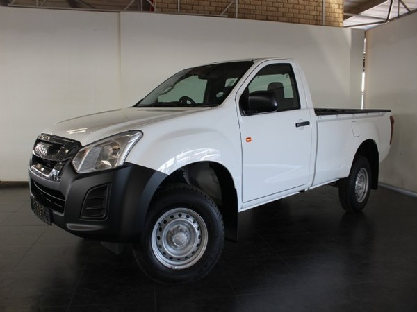 2020 Isuzu D-MAX 250C Fleetside Single Cab Bakkie Gauteng Boksburg_0
