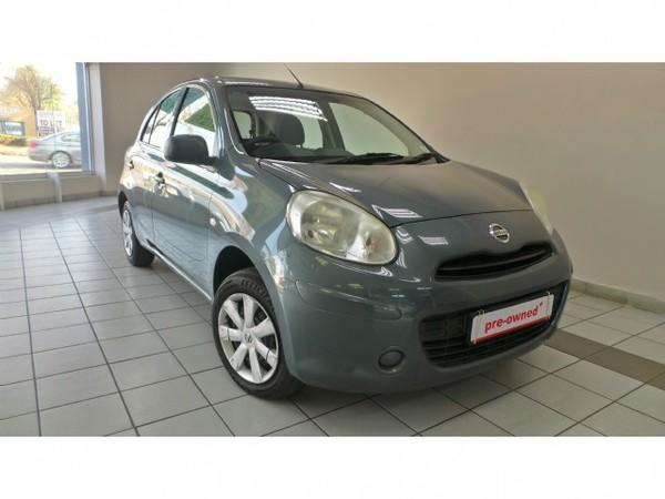 2013 Nissan Micra 1.2 Visia 5dr d82  Gauteng Pretoria_0
