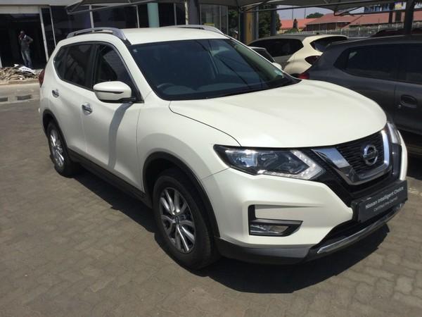 2018 Nissan X-Trail 2.5 Acenta 4X4 CVT Gauteng Germiston_0