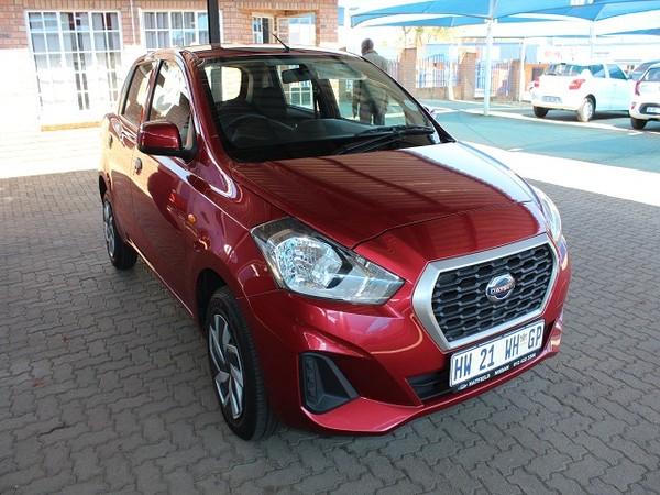 2019 Datsun Go 1.2 LUX AB Limpopo Louis Trichardt_0