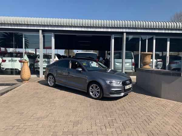 2016 Audi A3 1.4T FSI S-Tronic Mpumalanga Delmas_0