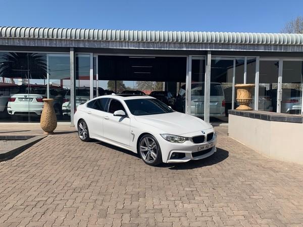 2016 BMW 4 Series 428i Gran Coupe M Sport Auto Mpumalanga Delmas_0