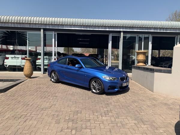 2016 BMW 2 Series 220i M Sport Auto Mpumalanga Delmas_0