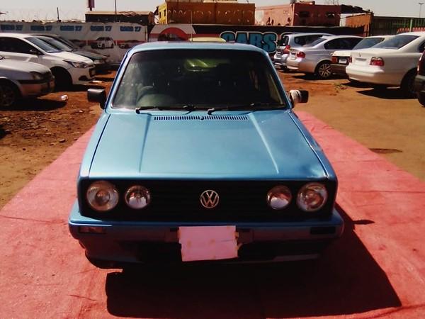 2009 Volkswagen CITI Mk1 1.6i  Gauteng Alrode_0