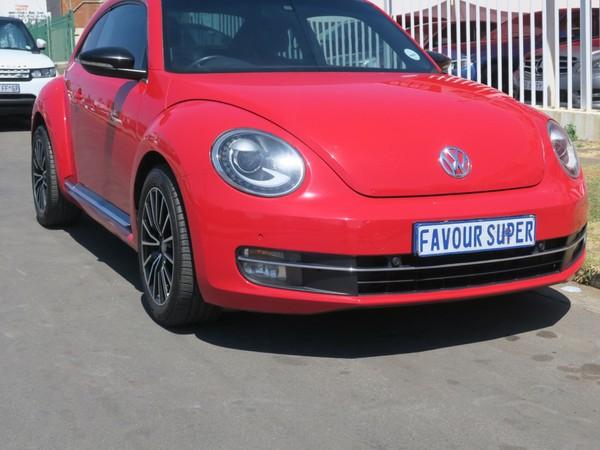 2013 Volkswagen Beetle 1.4 Tsi Sport  Gauteng Bramley_0