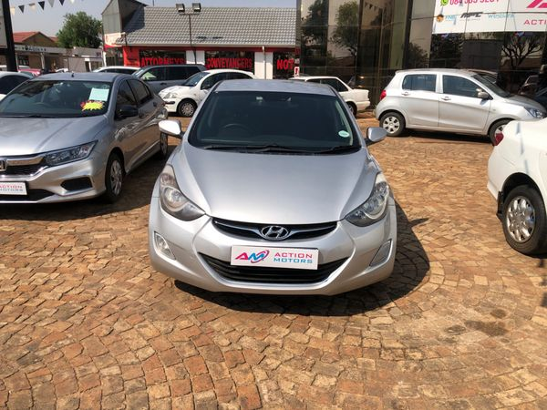 2012 Hyundai Elantra 1.8 Gls At  Gauteng Lenasia_0