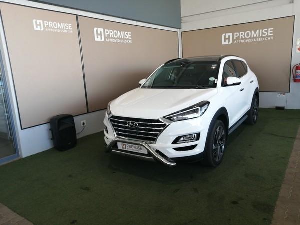 2020 Hyundai Tucson 2.0 CRDi ELITE AT Gauteng Four Ways_0