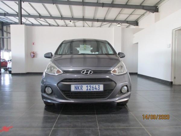 2014 Hyundai Grand i10 1.25 Motion Kwazulu Natal Ladysmith_0