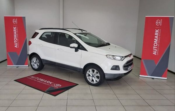 2016 Ford EcoSport 1.5TDCi Trend Western Cape Bredasdorp_0