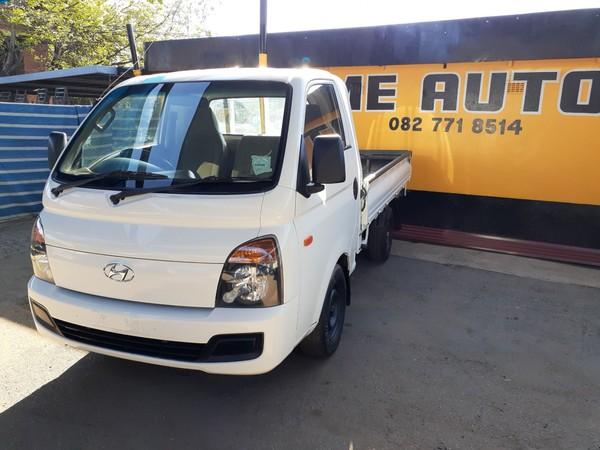 2013 Hyundai H100 Bakkie 2.6d Ac Fc Ds  Gauteng Pretoria_0