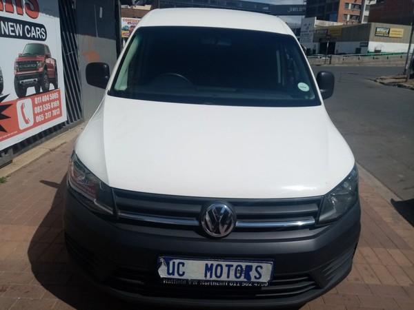 2017 Volkswagen Caddy 1.6i 81KW FC PV Gauteng Germiston_0