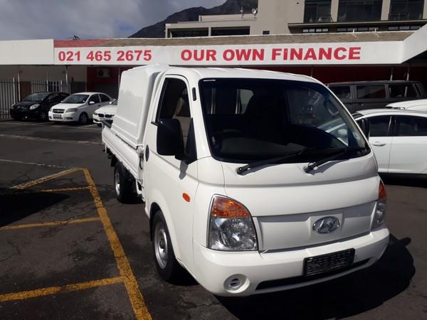 2008 Hyundai H100 Bakkie 2.6i D Fc Ds  Western Cape Cape Town_0