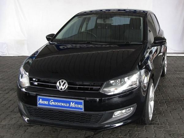 2012 Volkswagen Polo 1.4 Comfortline 5dr  Western Cape Goodwood_0