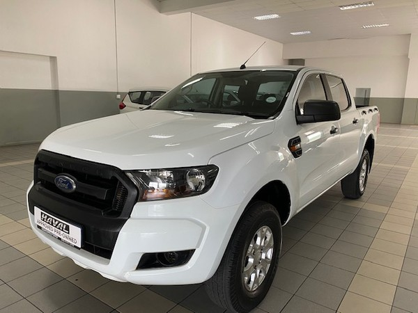 2018 Ford Ranger 2.2TDCi XL Double Cab Bakkie Kwazulu Natal Richards Bay_0